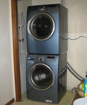 Maytag Dryer: Maytag 24 Inch Stackable Washer And Dryer
