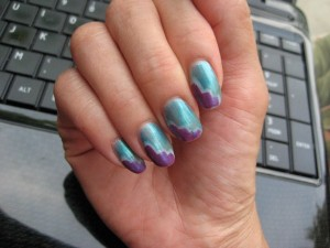 juliecache, nail art, pinterest